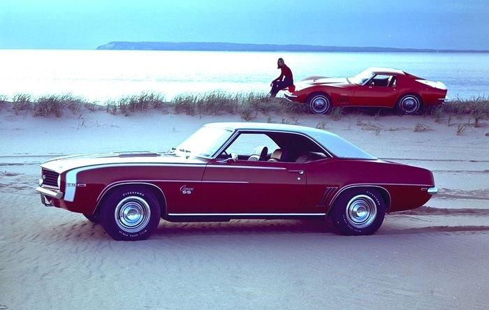 Chevrolet Camaro, la historia del mito: años 60 y 70, la ...