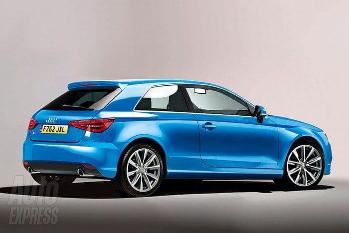 Audi A3 2012, así será según AutoExpress
