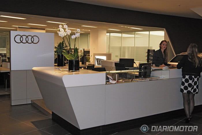 Audi Center las Rozas