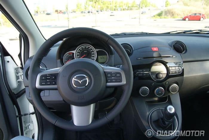 Prueba Mazda2 sportive gasolina