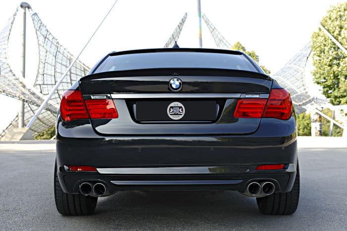 BMW 750Li por Tuningwerk