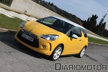 Citroën DS3 HDi, prueba