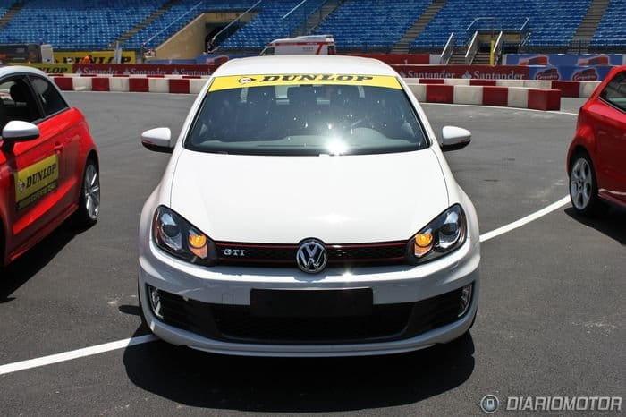 Dunlop SP SportMaxx, presentación y prueba en el Stadium Race (II)