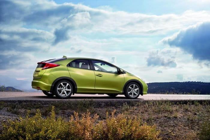 Especificaciones técnicas y más datos del nuevo Honda Civic