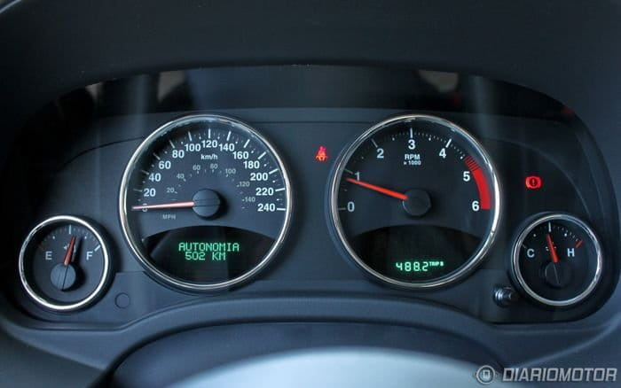 Jeep Compass 2.2 CRD 4x2 Limited Plus 136 CV, a prueba (II)