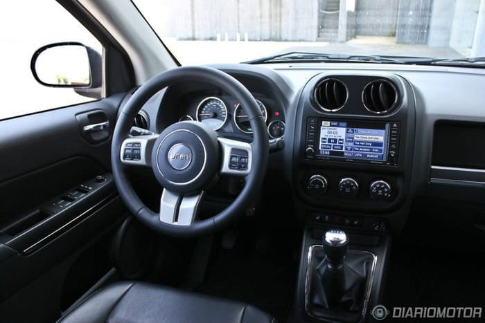 Jeep Compass 2.2 CRD 4x2 Limited Plus 136 CV, a prueba (III)