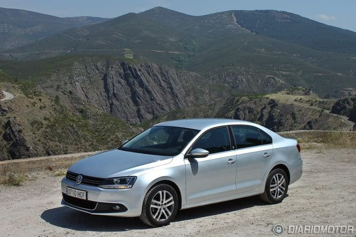 Volkswagen Jetta 2.0 TDI 140 CV Sport, a prueba (II)