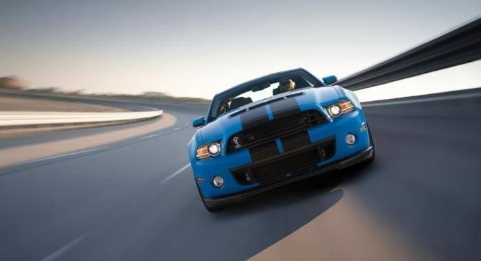Ford Shelby GT 500 2013
