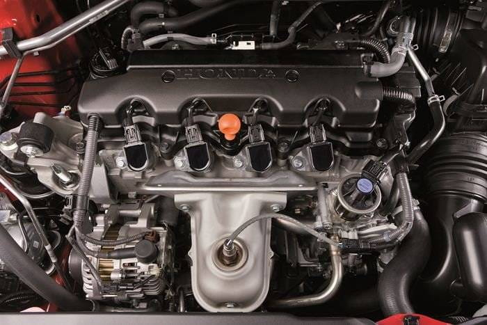 Motor del Honda Civic 2012