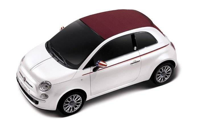 Fiat 500 Nation Edition