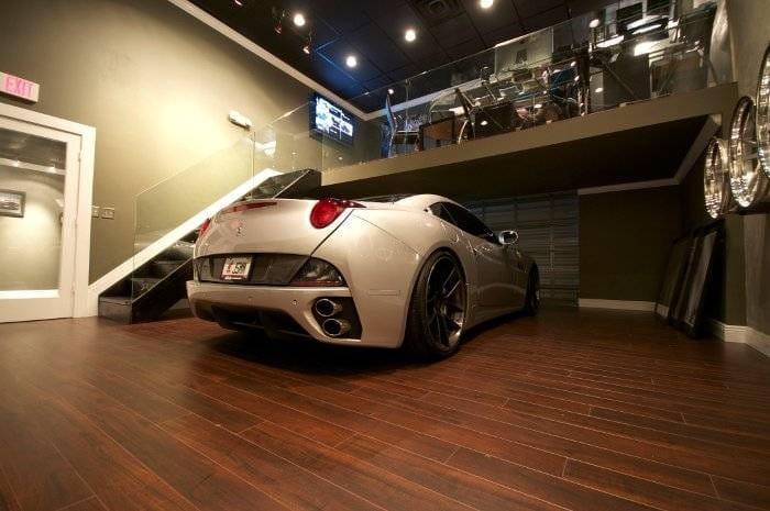 DMC Ferrari California 3S