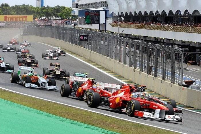 Ferrari - GP de Brasil 2011