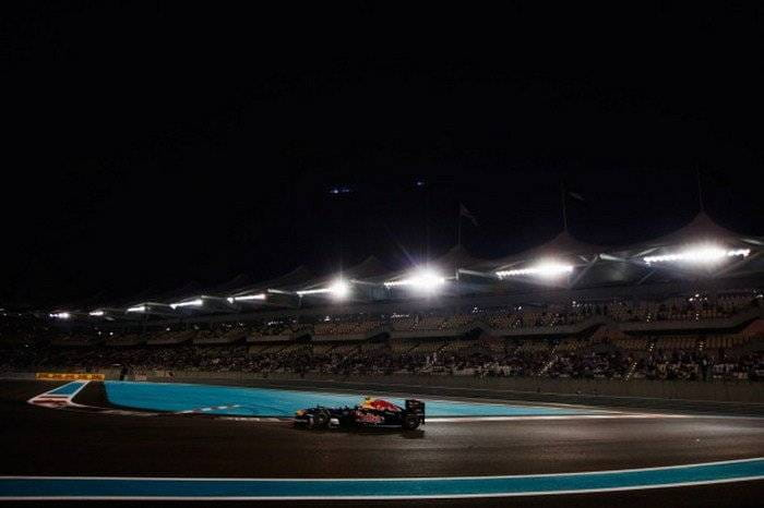 Mark Webber (Red Bull) - GP de Abu Dhabi 2011