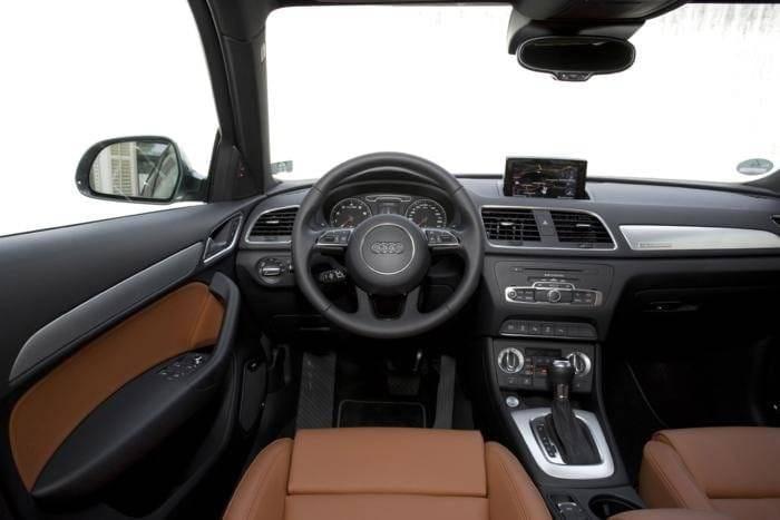Audi Q3 TDI 140 caballos