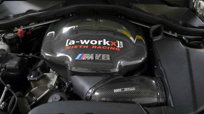a-workx BMW M3 460cs, tuning alemán de altísima calidad