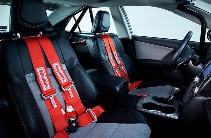 El nuevo Toyota Camry se viste de Pace Car