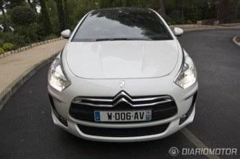 Citroën DS5 Hybrid4