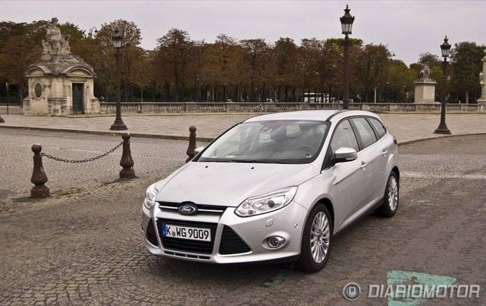 Ford Focus Sportbreak 1.6 TDCi 115 CV