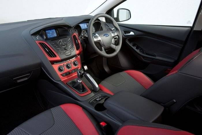 Ford Focus Zetec S, 180 CV y chasis deportivo para un mayor dinamismo