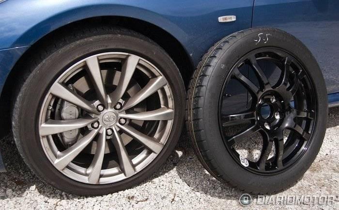 Mantenimiento de los neumáticos