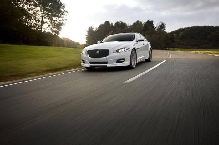 Paquete Sport y Speed para el Jaguar XJ