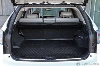 Lexus RX 450h Luxury, a prueba (I)