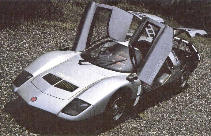 Mazda RX500 Concept
