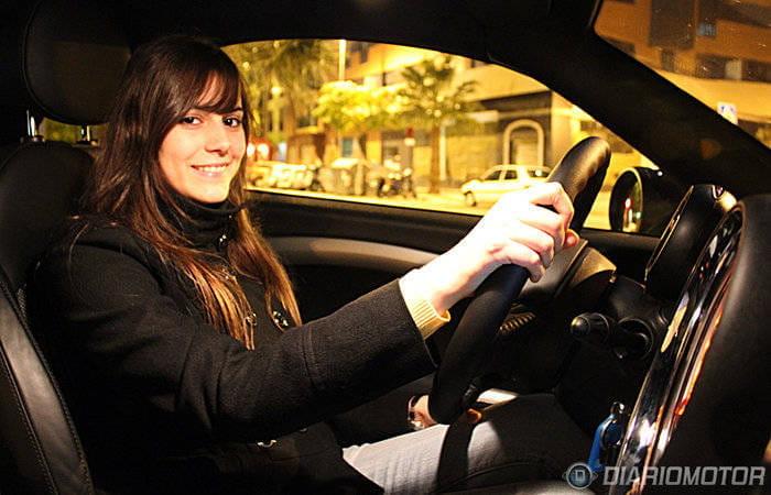 Mini Coupe, en que piensan las mujeres