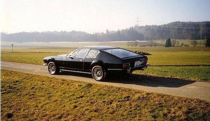 Refinamiento italiano y potencia americana: el Dodge Challenger de Pietro Frua