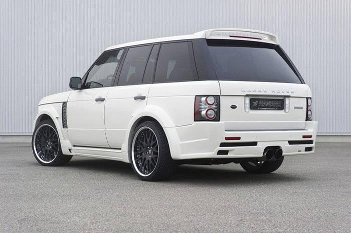 Range Rover Sport 5.0 V8 Supercharged por Hamann