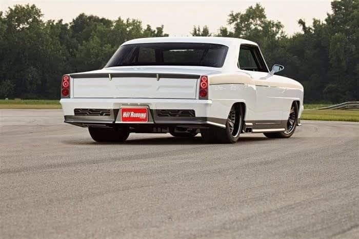 1967 Chevrolet Nova Amazing Innovator, el hijo pródigo de Roadster Shop