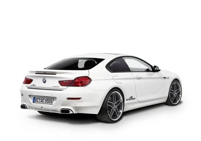 BMW Serie 6 coupe por AC Schnitzer