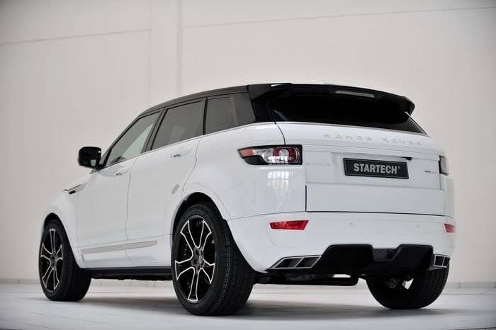 Startech da un toque personal al Range Rover Evoque