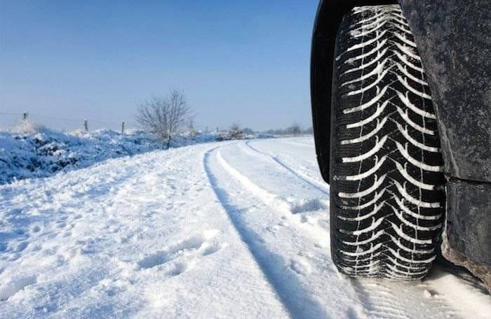 Neumáticos de invierno