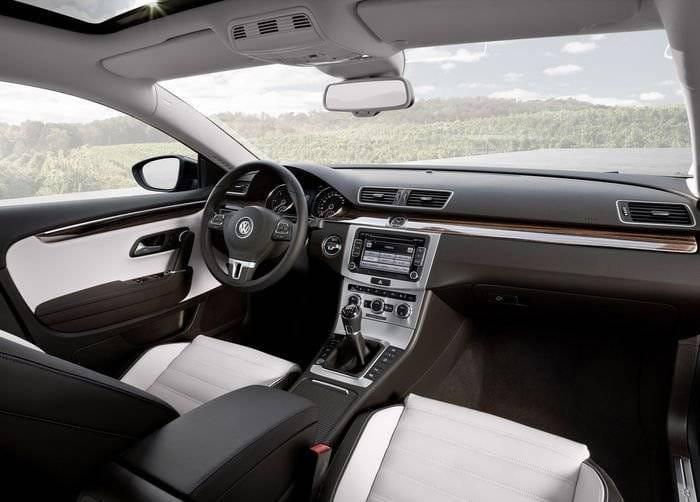 El Volkswagen Passat CC actualiza su imagen sin perder carisma