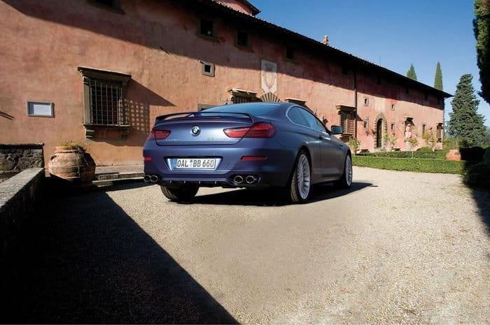 Alpina B6 Bi-Turbo Coupé, de momento lo más parecido a un BMW M6