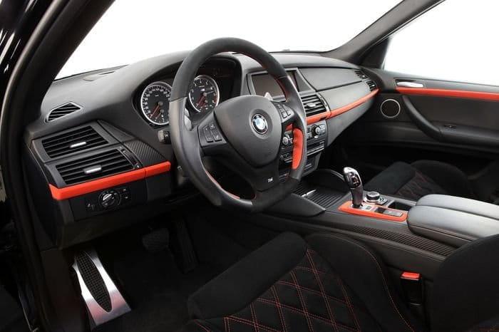 G-Power BMW X6 M Typhoon, 725 CV y más de 300 km/h: exceso a todos los niveles