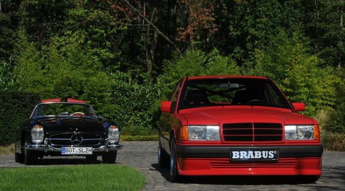 Brabus 190E 3.6S