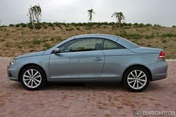 Volkswagen Eos 1.4 TSI Sport, a prueba (II)