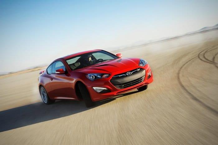 Gallería fotos de Hyundai Genesis Coupé