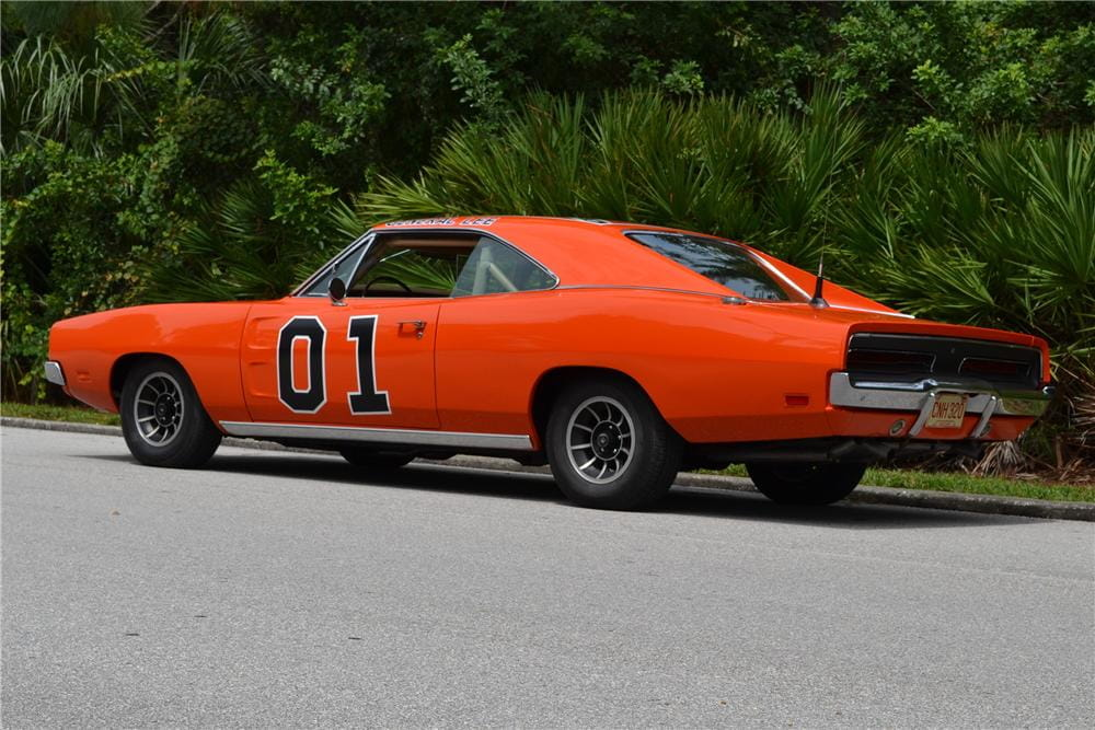 "1969 Dodge Charger ""General Lee"" (ver imagen original)"