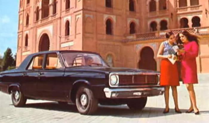 Breve Historia Del Dodge Dart Espa 241 Ol Y Barreiros Diesel