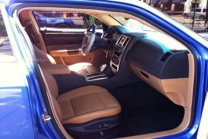Chrysler 300c coupé