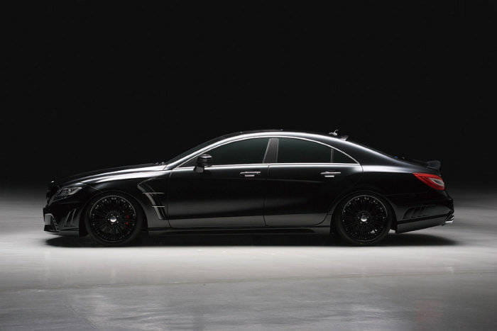 Mercedes CLS por Wald International