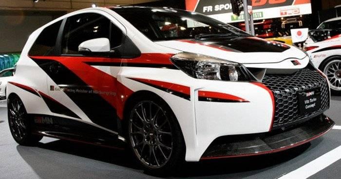 Toyota Yaris turbo GRMN