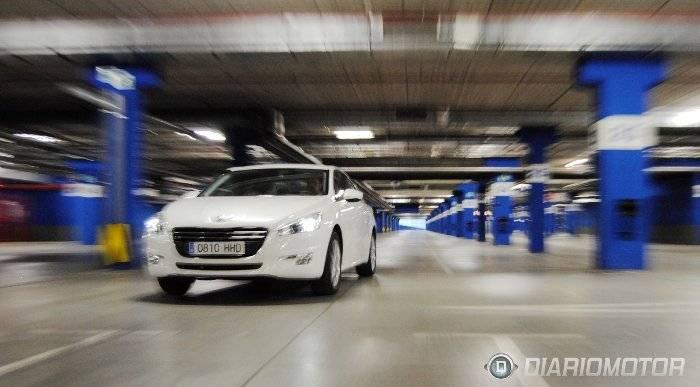 Peugeot 508 a prueba