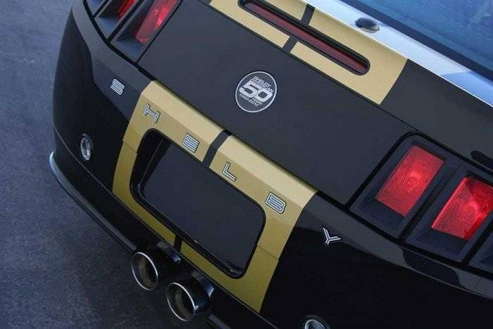 Shelby GT500 Super Snake 50th Anniversary Edition