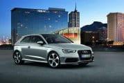 Audi A3 S line/Standaufnahme