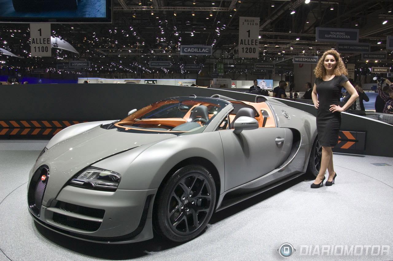 bugatti veyron grand sport vitesse el cabrio de los cv foto 3 de 19. Black Bedroom Furniture Sets. Home Design Ideas
