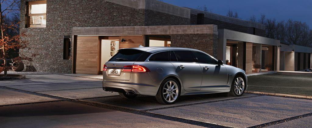 Jaguar XF 2014: estrenando un nuevo motor diésel
